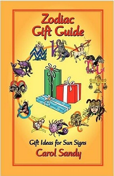 Astrology books, zodiac book, birthday book, gift guide, birthday gift guide